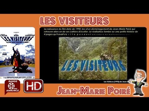 Les Visiteurs de Jean-Marie Poiré (1993) #MrCinema 35