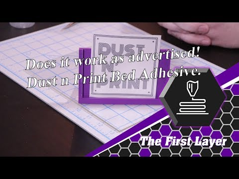 First DustNPrint Official Youtube Review! [To Be Continued]