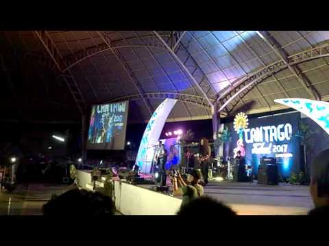 CAN'T LET YOU GO BY: CUESHE LIVE IN TAGOLOAN JAN. 29, 17