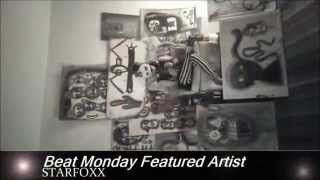STAR FOXX : Beat Monday Featured Artist. Empire of the Sun art promo