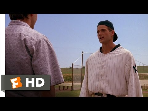 Field of Dreams (8/9) Movie CLIP - Ray Meets His Father (1989) HD