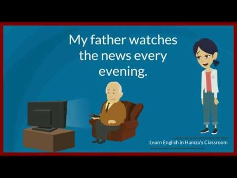 Learn English Conversation - 01 -  English Lessons - English For Life