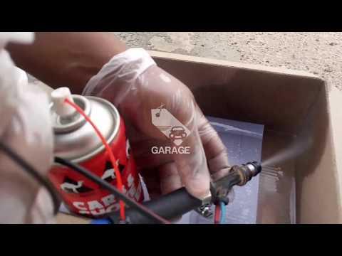 طريقة تنظيف بخاخات السيارة بطريقة سهله جداً جداً_How to clean car sprays in a very, very easy way