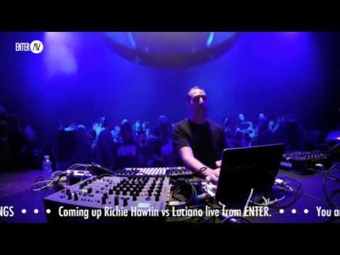 Marc Houle live @ ENTER., Space Ibiza