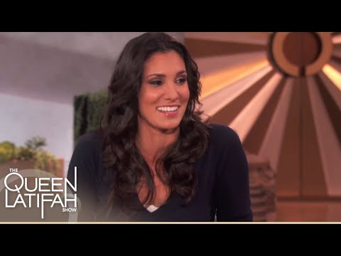 Daniela Ruah Kisses Her Co-Star
