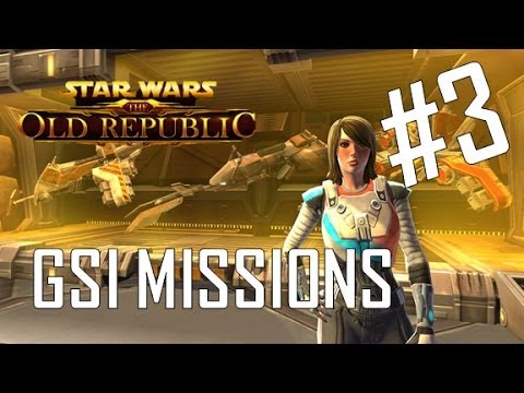 SWTOR GSI Missions #3: Scouring Taris
