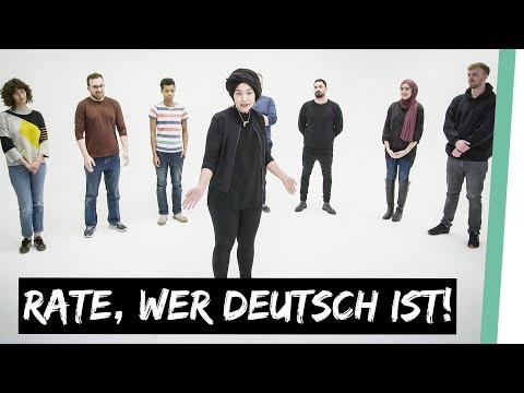 Sag mir, ob ich deutsch bin ft. Esra, Dazzle, Mirza Odabaşı