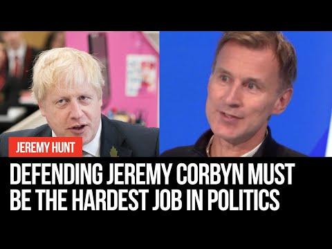 Jeremy Hunt reveals