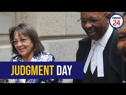 WATCH LIVE: Judgment day for De Lille