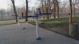 Кривой Рог Тренажерная площадка