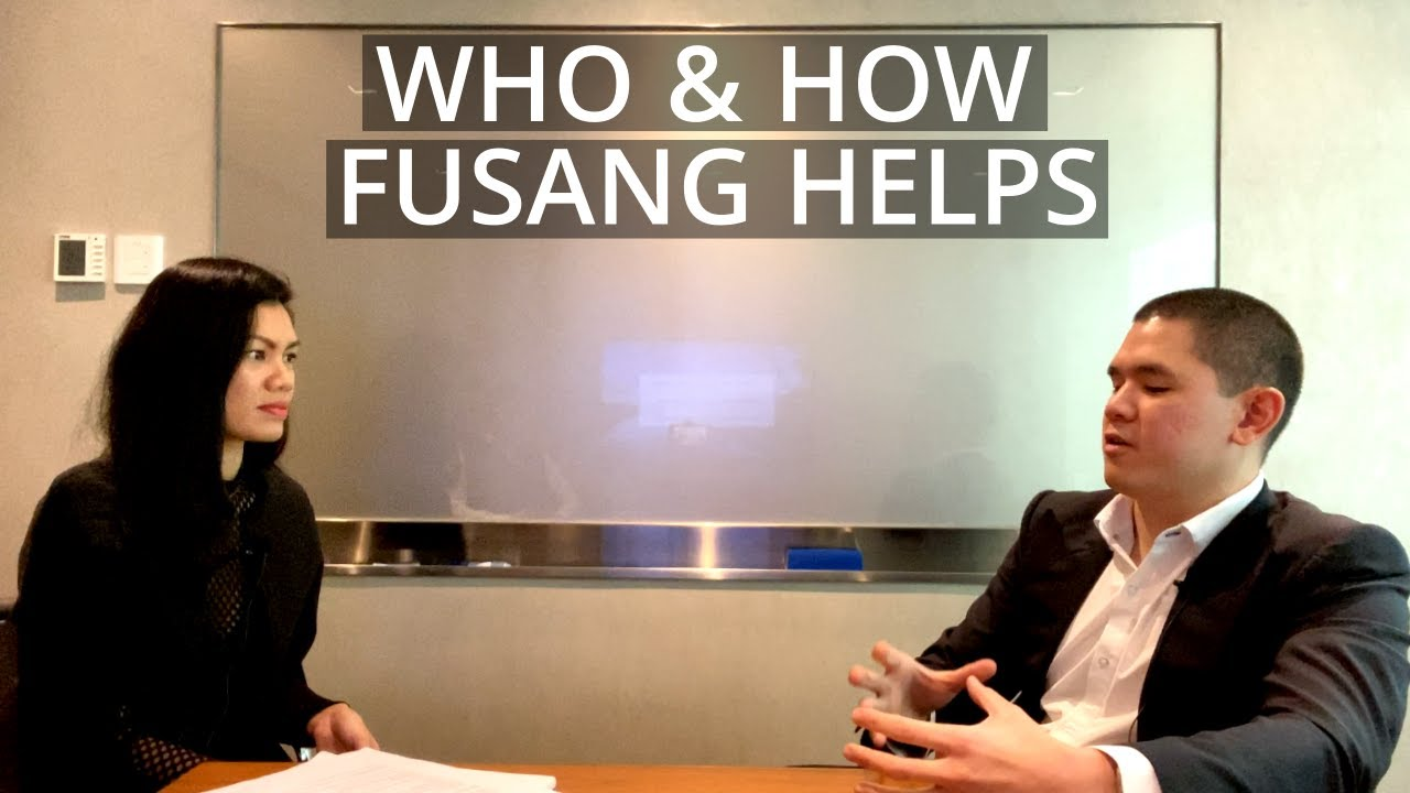 Who and How is Fusang looking to help?