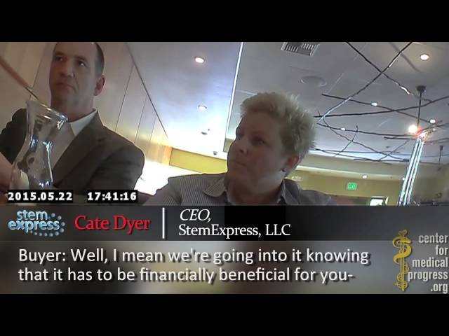 "Planned Parenthood Baby Parts Buyer StemExpress Wants ""Another 50 Livers/Week"""
