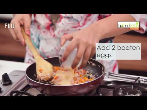 Fight Influenza With Scrambled Eggs & Chicken Recipe| Effective Remedy – Homeveda Remedies