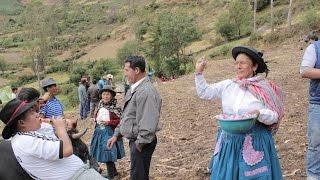 Fiesta de Santiago en Arhuayacu 2014 - Familia Avendaño [1-3]