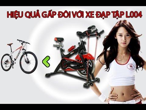 Xe đạp Tập Thể Dục Elip L004