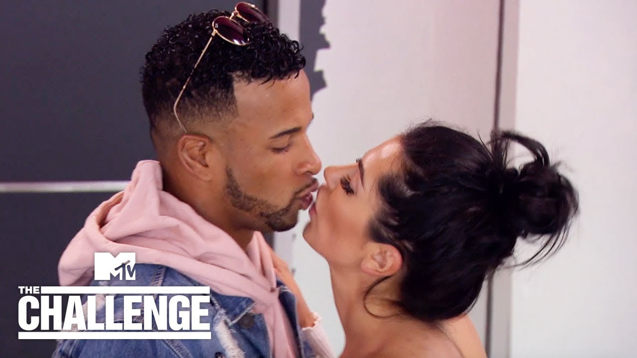 Nelson & Angela's Break Up | The Challenge: Total Madness