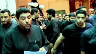 الرادود الحسيني جعفر في الدرازي بمناسبة استشهاد الإمام علي الهادي ع مأتم حجي عباس 1435