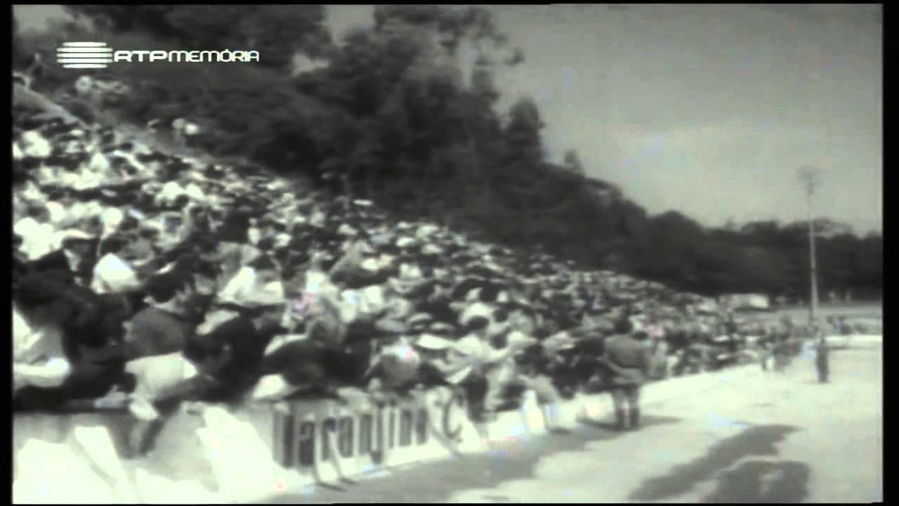 Ciclismo :: Joaquim Agostinho (Sporting) campeão nacional de fundo em 1971 pelo quarto ano consecutivo