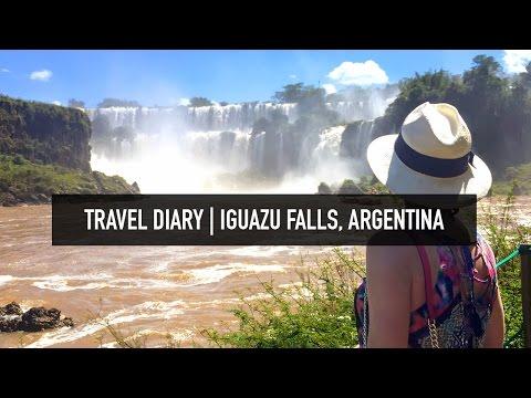 TRAVEL VLOG   Iguazu Falls, Argentina
