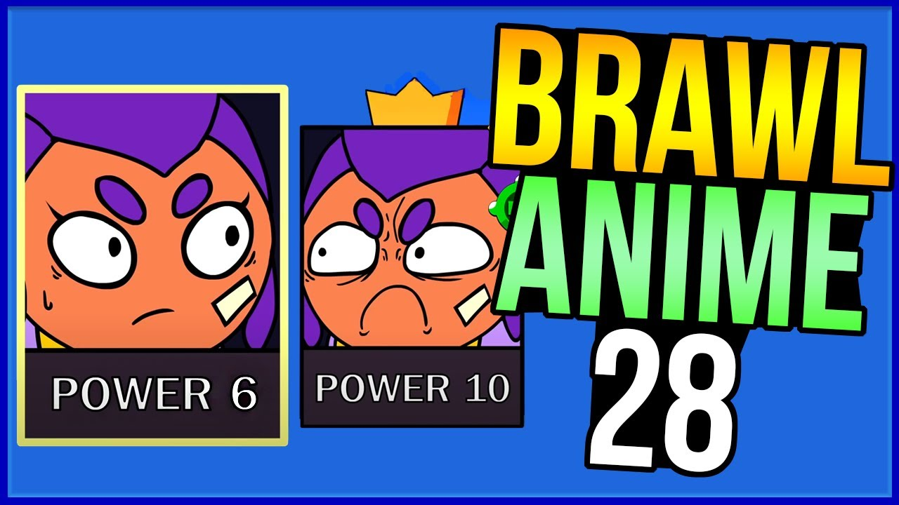 PLAYING POWER LEAGUE BE LIKE | Best Animations in Brawl Stars #28