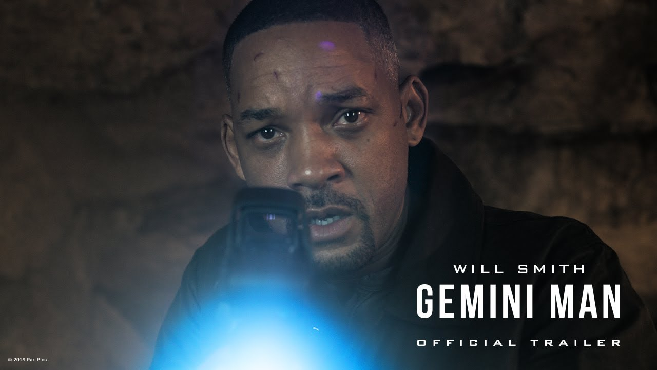 Gemini Man (2019)   Official Teaser Trailer   Paramount Pictures