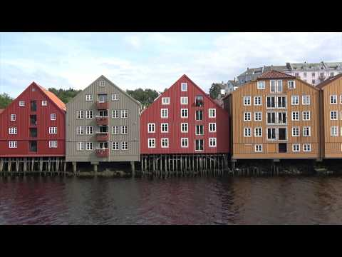 A short visit to Trondheim (Norway/Norge)