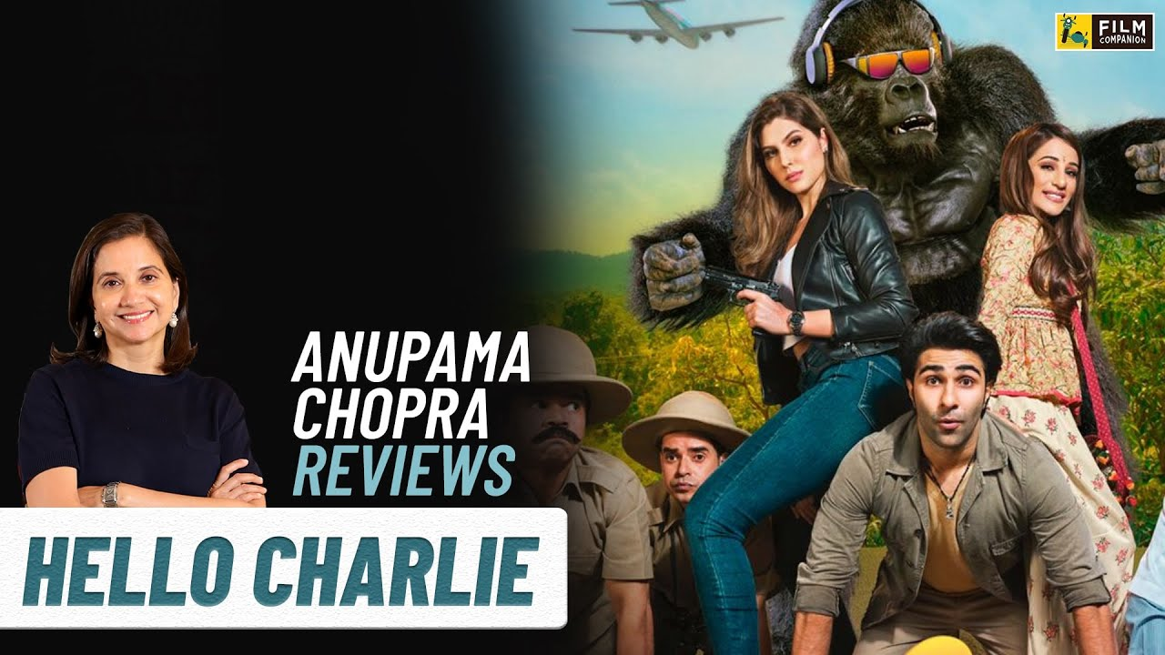 Hello Charlie | Bollywood Movie Review by Anupama Chopra | Jackie Shroff, Aadar Jain |Film Companion