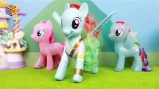 My Little Pony : Polaroid Rainbow Pony Cloud Po flip music