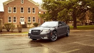 2015 Chrysler 300S Car Review
