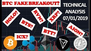 NEXT COIN TO BREAKOUT IN FEB 2019? - ALTCOIN TECHNICAL ANALYSIS