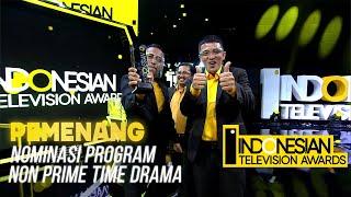 Download PEMENANG NOMINASI PROGRAM NON PRIME TIME DRAMA TERPOPULER | INDONESIAN TELEVISION AWARDS 2021