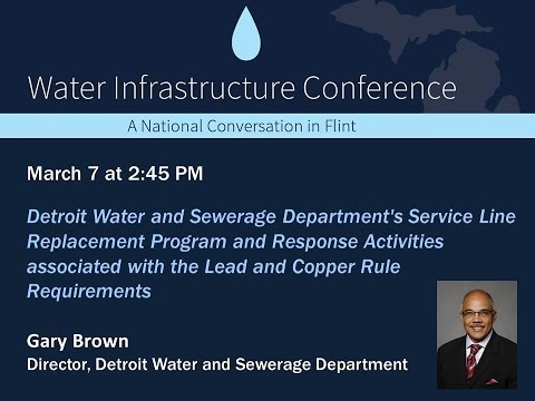 WIC 2017 - Detroit Service Line Replacement Program