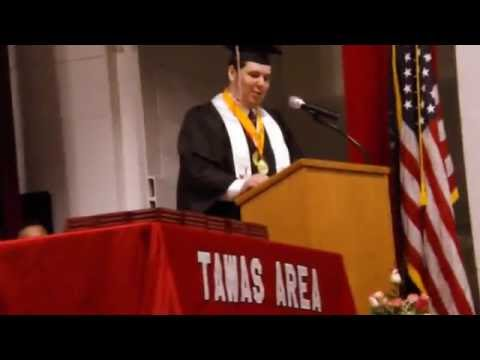 Class of 2016 Valedictory Address - Tawas Area High School