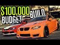 BEST BUILD FOR $100,000?! | Need for Speed Payback Online Freeroam
