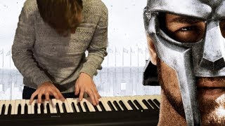 Gladiator Now We Are Free Piano Solo.mp3