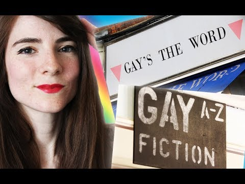 A Look Inside England's Only Gay Bookstore!