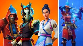 "NEW SKINS & EMOTET! -New best Emote?! -""Fortnite News"" English"