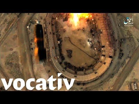 ISIS Propaganda Video Drops A Bomb From A Drone