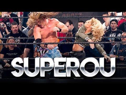 5 VEZES QUE UMA MULHER HUMILHOU UM HOMEM NA WWE