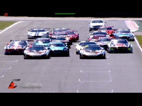 Exceptional Spain   GT1 Navarra Championship Race Watch Again | GT World 27/05/2012
