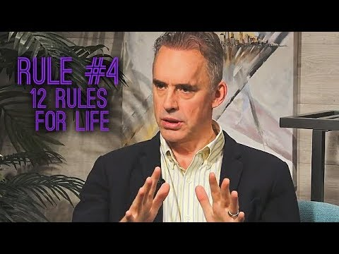 Rule 4: Compare Yourself to Who You Were Yesterday | Jordan Peterson