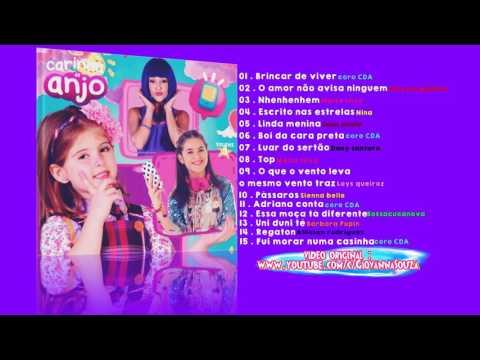 Carinha de anjo 3 (Brasil) - CD Completo