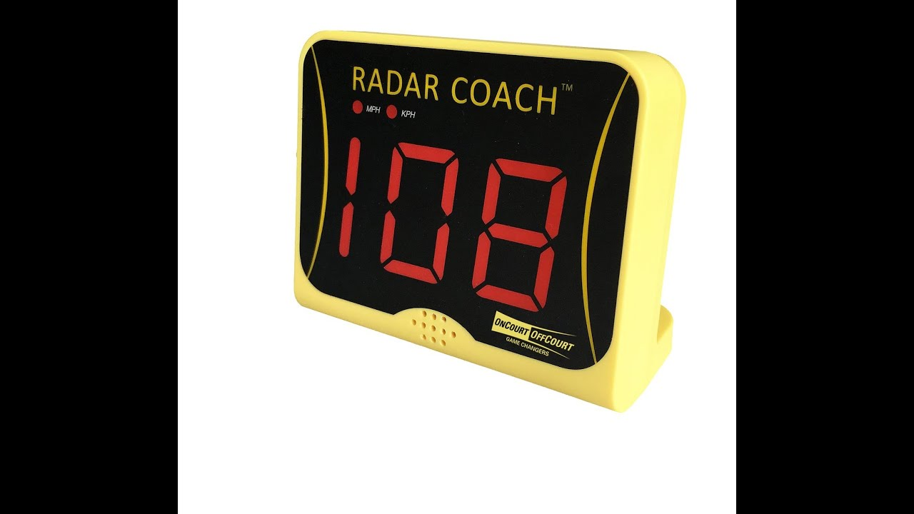 How to Use the OnCourt OffCourt Radar Coach