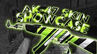 Critical Ops - AK-47 Skins Showcase!