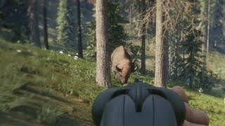 BISONJAKT PÅ YUKON | The Hunter: Call Of The Wild