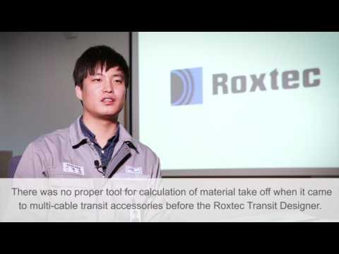 DSME selects Roxtec Transit Designer™