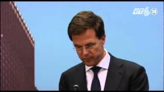 VTC14_Thủ tướng Hà Lan ra tối hậu thư vụ MH17 bị bắn rơi