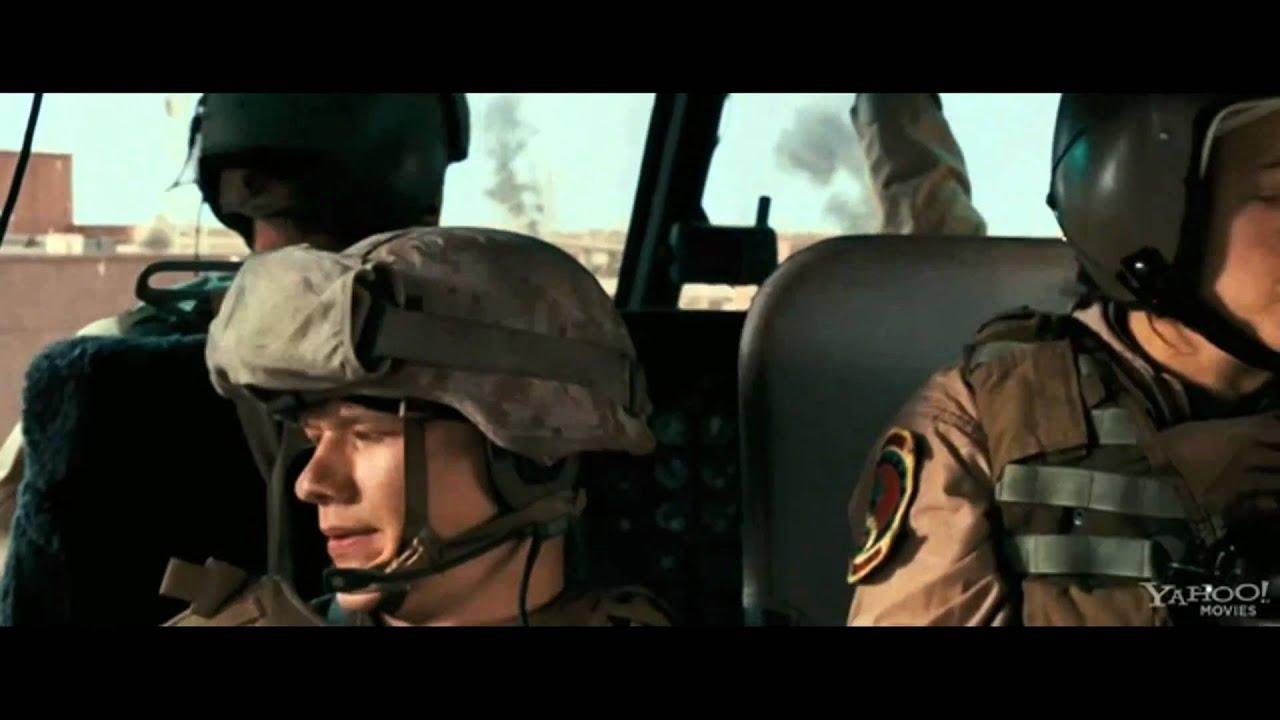 Инопланетное вторжение Битва за Лос Анджелес Battle Los Angeles trailer 2 RUS