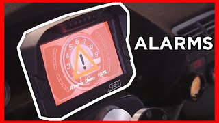 homepage tile video photo for Creating ALARMS AND WARNINGS For Your CD DIGITAL DASH!