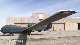 Here's One of the Most Advanced Spy Drone Ever Made: RQ-4 Global Hawk